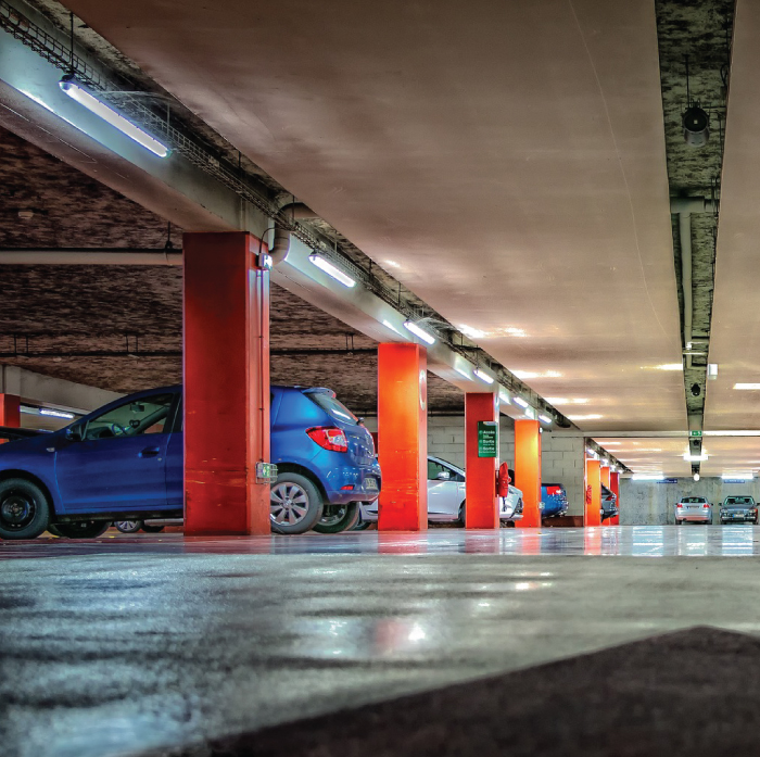 IOT Lorawan Parking